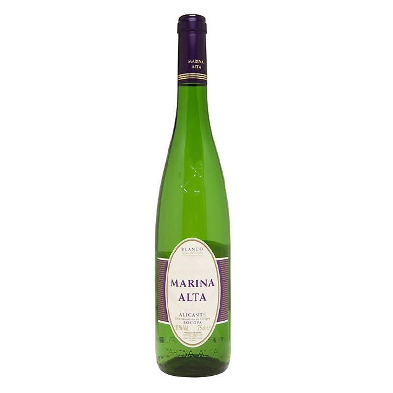 marina alta do alicante vinos el cuentavinos