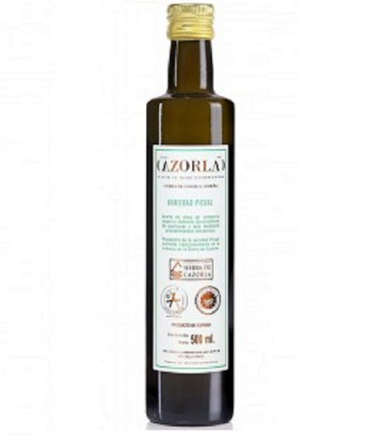Aceite de Oliva Virgen Extra Cazorla Picual 500ml