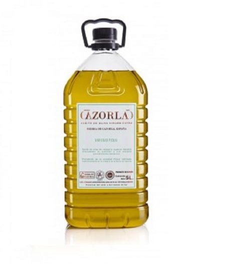 Aceite de Oliva Virgen Extra Cazorla Picual 5l