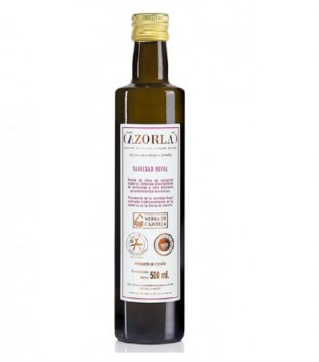Aceite de Oliva Virgen Extra Cazorla Royal 500ml