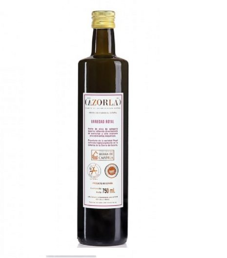 Aceite de Oliva Virgen Extra Cazorla Royal 750ml