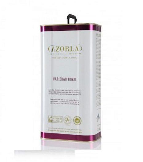 Aceite de Oliva Virgen Extra lata 5l _Royal