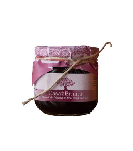 mermelada de vino tinto monastrell casa de la ermita