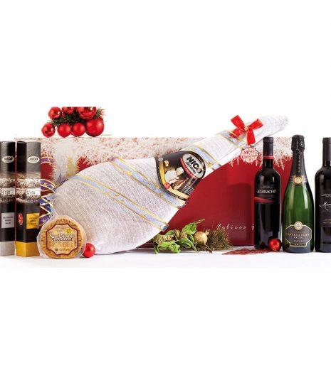El Cuenta Vinos Murcia Cesta de Navidad 47029