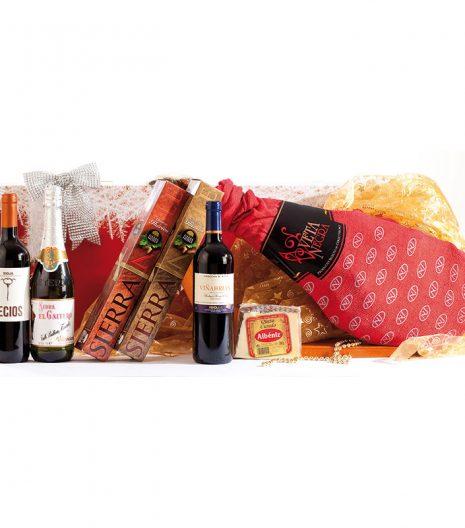 El Cuenta Vinos Murcia Cesta de Navidad 47037