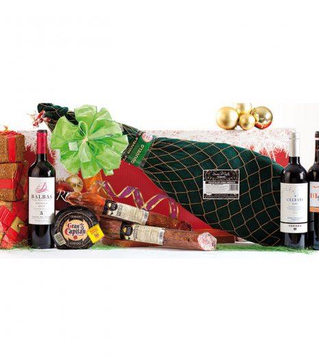 El Cuenta Vinos Murcia Cesta de Navidad 47038