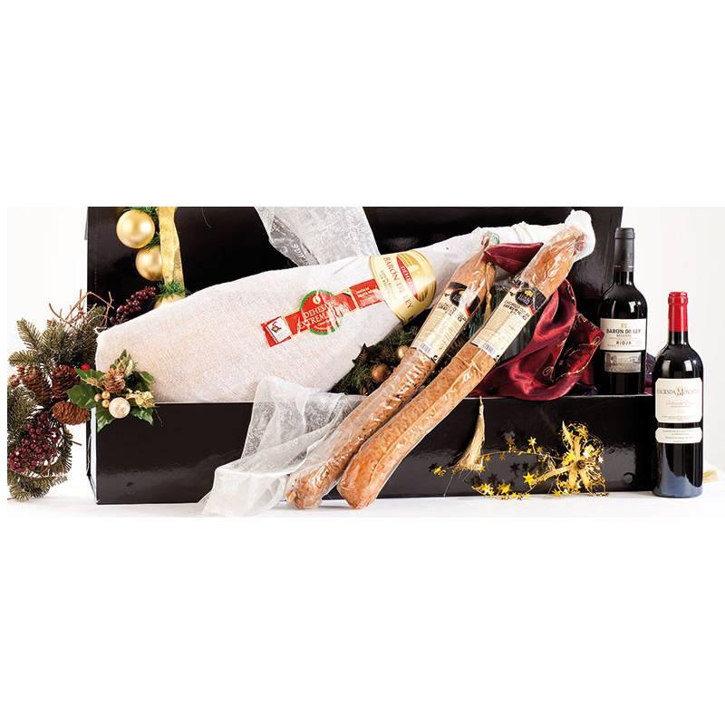 El Cuenta Vinos Murcia Cesta de Navidad 47041