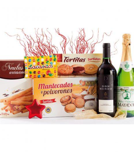 El Cuenta Vinos Murcia Lote de Navidad 47001