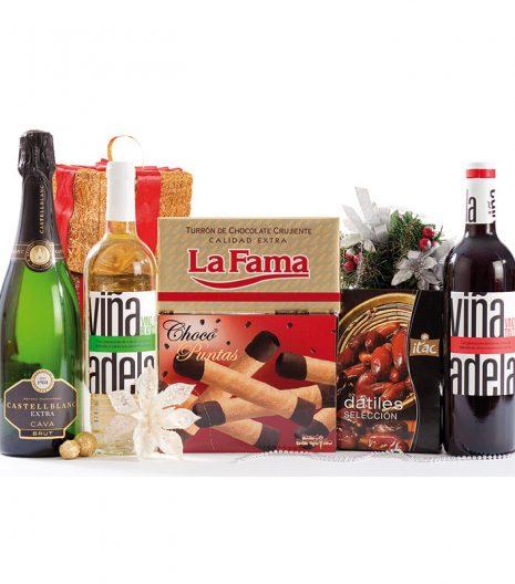 El Cuenta Vinos Murcia Lote de Navidad 47002
