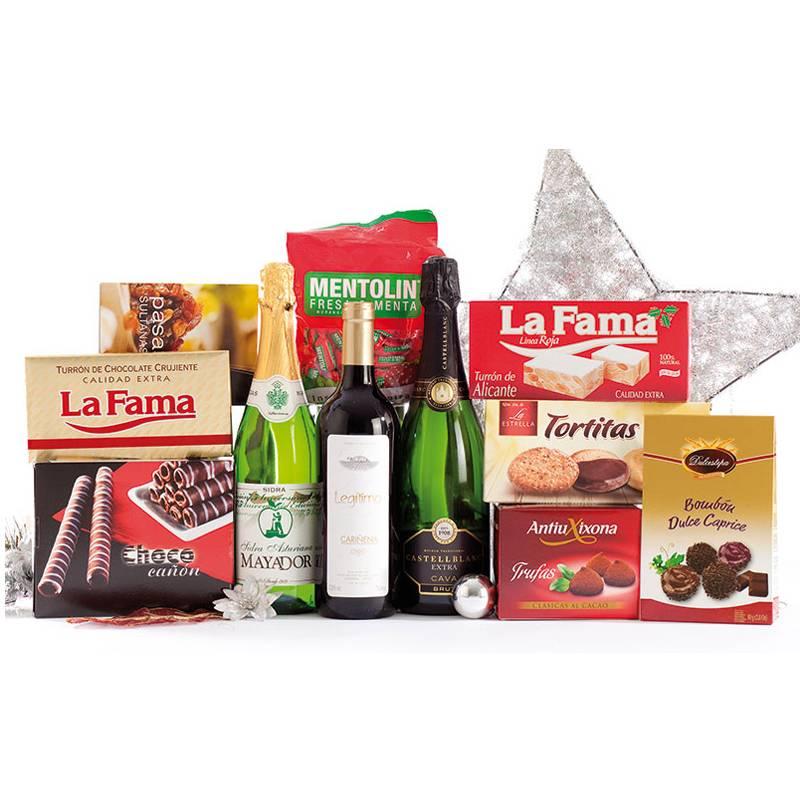 El Cuenta Vinos Murcia Lote de Navidad 47003