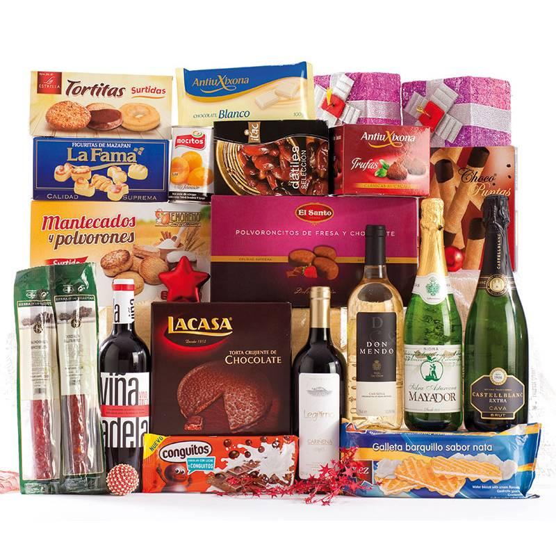 El Cuenta Vinos Murcia Lote de Navidad 47005