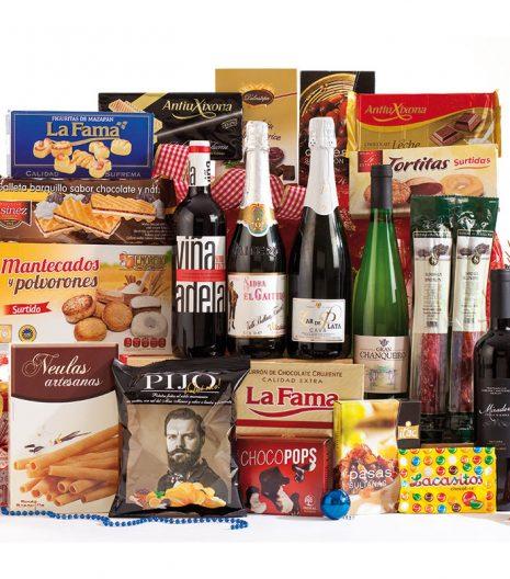 El Cuenta Vinos Murcia Lote de Navidad 47006