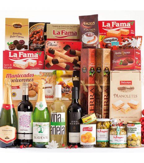 El Cuenta Vinos Murcia Lote de Navidad 47007