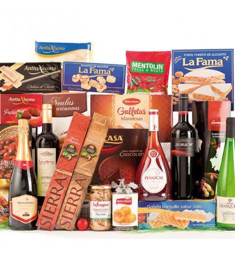 El Cuenta Vinos Murcia Lote de Navidad 47008