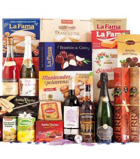 El Cuenta Vinos Murcia Lote de Navidad 47009