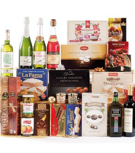 El Cuenta Vinos Murcia Lote de Navidad 47011