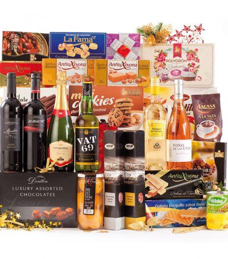 El Cuenta Vinos Murcia Lote de Navidad 47012