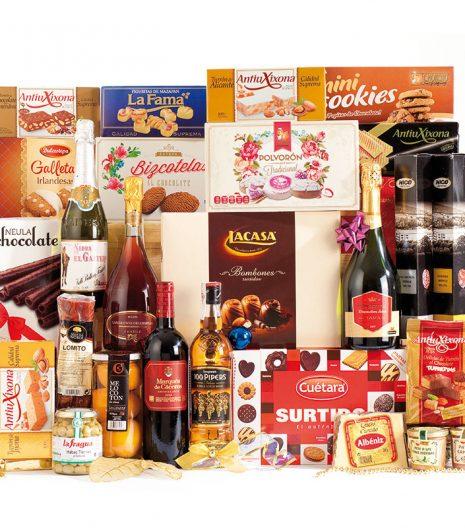 El Cuenta Vinos Murcia Lote de Navidad 47013