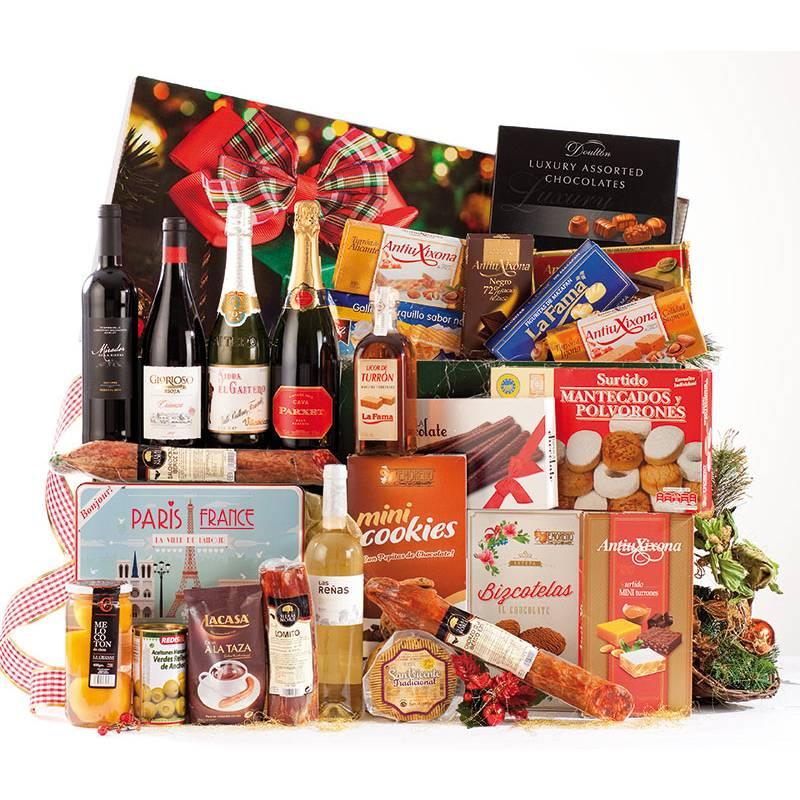 El Cuenta Vinos Murcia Lote de Navidad 47014