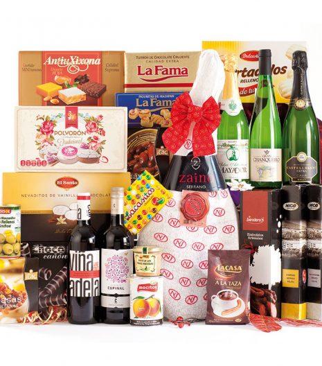 El Cuenta Vinos Murcia Lote de Navidad 47015