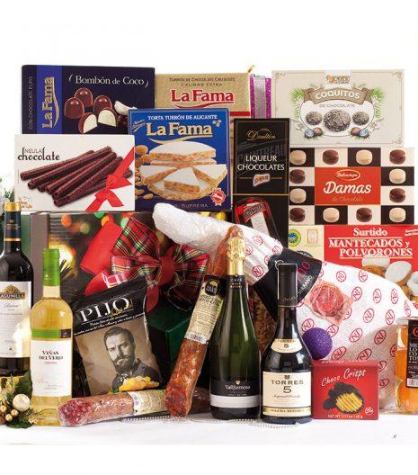 El Cuenta Vinos Murcia Lote de Navidad 47016