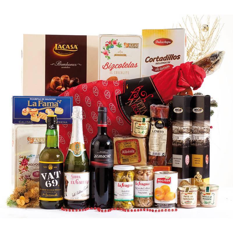El Cuenta Vinos Murcia Lote de Navidad 47017