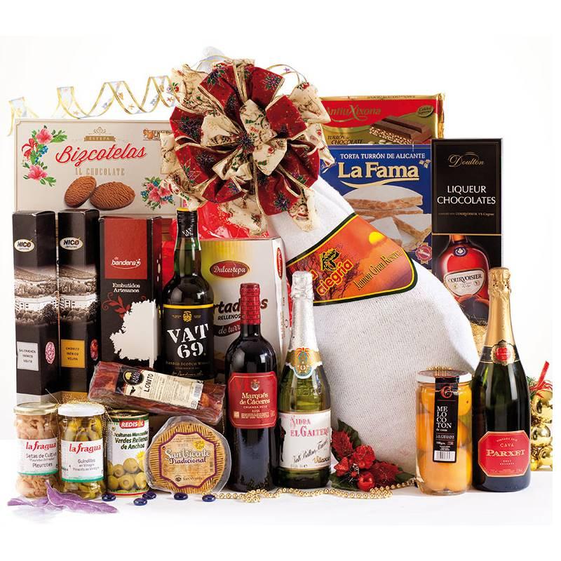 El Cuenta Vinos Murcia Lote de Navidad 47021