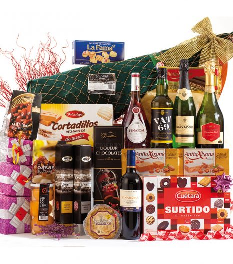 El Cuenta Vinos Murcia Lote de Navidad 47024