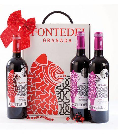 El Cuenta Vinos Murcia Vinos y estuches surtidos 47045