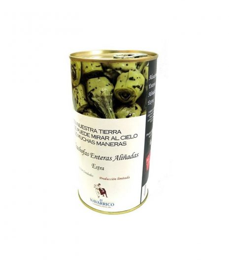 alcachofa el navarrico lata grande