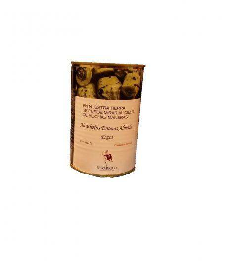 alcachofa el navarrico lata pequeña