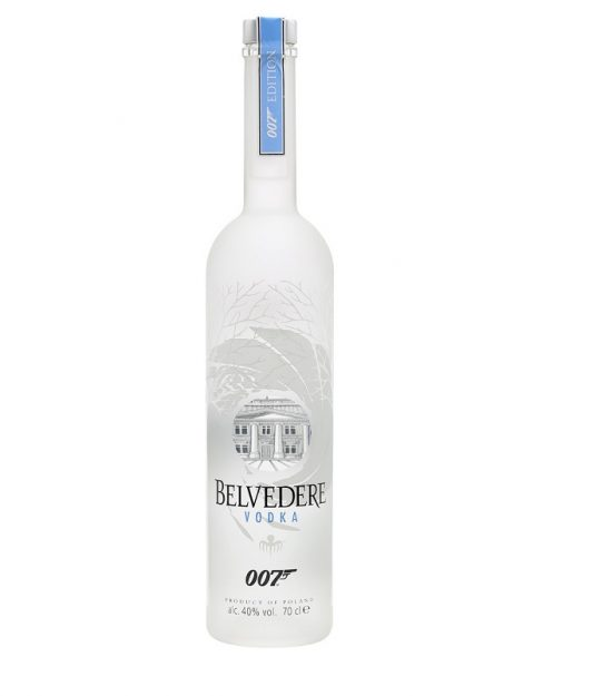 belvedere vodka 007