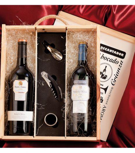 El Cuenta Vinos Murcia Cesta de Navidad- 47098