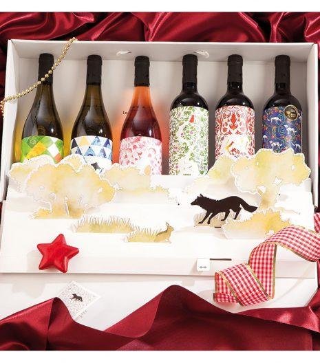El Cuenta Vinos Murcia Cesta de Navidad- 47103