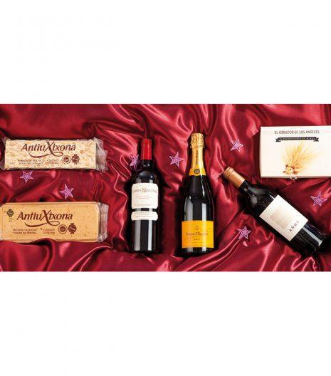El Cuenta Vinos Murcia Cesta de Navidad- 47110