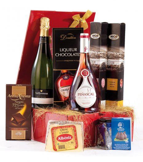 El Cuenta Vinos Murcia Lote de Navidad 47073