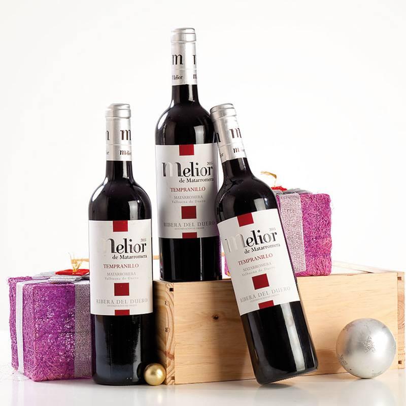 El Cuenta Vinos Murcia Vinos y estuches surtidos 47051