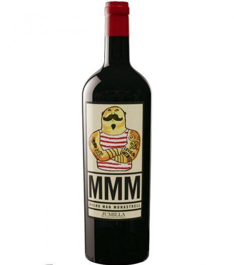vino-tinto-mmm-macho-man-monastrell