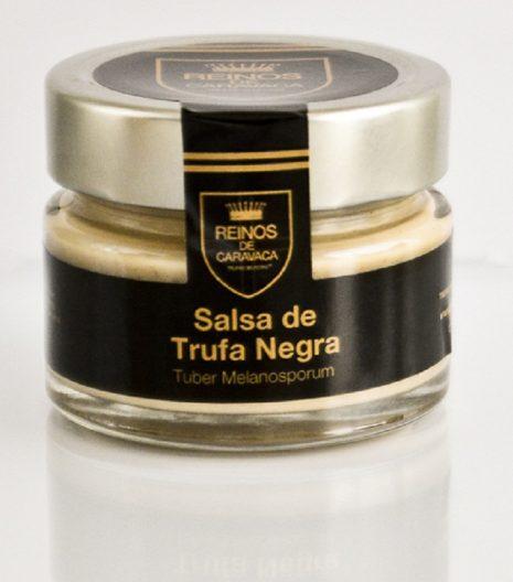 SALSA DE TRUFA NEGRA REINOS DE CARAVACA